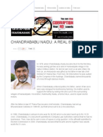 Chandrababu Naidu in ITCorruption