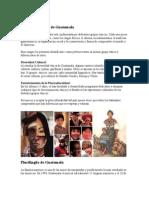 Pluriculturalidad, Plurilingue y Etnias de Guatemala
