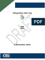 IDP MD070 SPEP Integration Hub v0.5