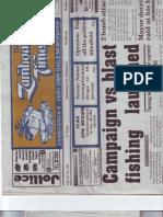 April 10, 2002 Daily Zamboanga Times - PR TBA