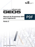 Geo5 Manual Para Ingenieros Mpi3