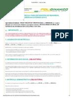 Polidinámico Bases de Datos 2