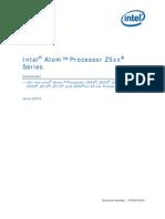 Atom z540 z530 z520 z510 z500 45 Nm Technology Datasheet