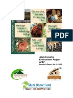 Quarterly Report AFEP 2009_1