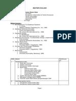 Diktat Sistem Basis Data