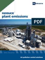 Reduce Plant Emissions