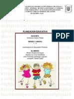 Planeación Educativa Planeación