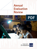 2014 Annual Evaluation Review