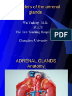 Disorders of the adrenal glands 25