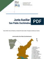 Inegi San Pablo Xochimehuacan