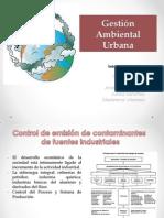 Control de emisiones contaminantes de fuentes industriales