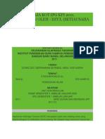 Paperwork Olahraga IPG Kpi