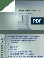 Lesson Plan Lesson