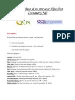 Procedure Glpi(1)
