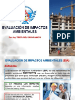 Clase N° 14, Evaluacion de Impactos Ambientales EIA