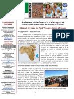 Foaie de informare din Madagascar - mai 2014