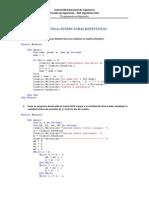 6 Ejemplos de Estructuras Repetitivas
