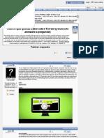 Todo Lo Que Querías Saber Sobre Torrent (y Nunca Te Animaste a Preguntar) - Página 2 __ Subdivx