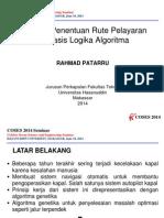 Contoh Presentasi COSES2014(Pilihan)