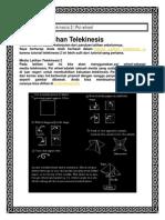 4.Tutorial Latihan Telekinesis 2