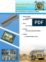 Propiedades Mecanicas de Algunos Materiales