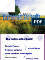 environment and health2004