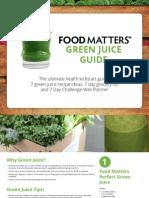 FM Green Juice Challenge