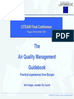 Air Quality Management Guidebook
