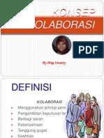 Konsep Kolaborasi by Ning