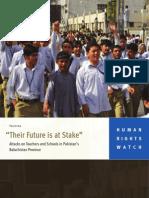 HRW 2010 pakistan1210