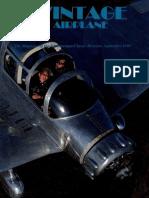 Vintage Airplane - Sep 1990