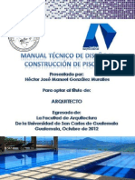 Manual de Piscinas