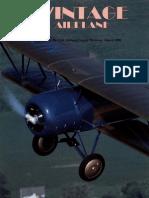 Vintage Airplane - Mar 1990