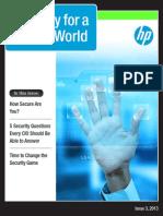 HP Security eBook
