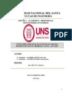 Contaminación Ambiental H.U.P. Nicolás Garatea