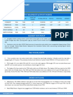 Daily Market Derivatives Trading Report by EPIC RESEARCH on 22 July 2014