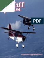 Vintage Airplane - Jun 1991