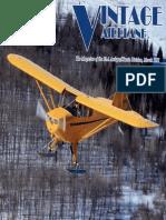 Vintage Airplane - Mar 1991