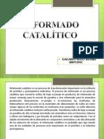 reformado catalítico