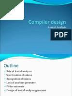 compiler-lexical analysis