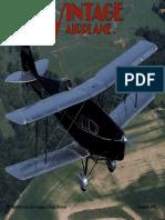 Vintage Airplane - Dec 1993