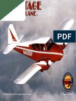 Vintage Airplane - Sep 1993