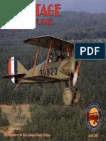 Vintage Airplane - Apr 1993