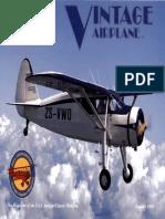 Vintage Airplane - Jan 1993
