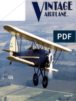 Vintage Airplane - Nov 1994