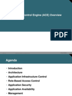 Northern Universities - Cisco - ACE