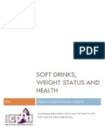 HealthProf Softdrinks Update