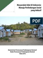 Masyarakat Adat di Indonesia