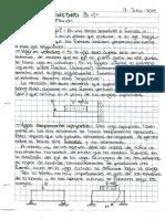 Mecanica de Materiales - UNIDAD 3 - Flexion