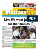 Buletin Mutiara #2 issue - July 2014